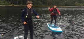 Paddleboarding Cumbria