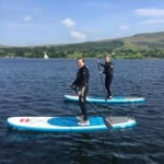 SUP Intro Lesson Gallery