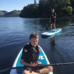 Ullswater SUP Intro Lesson Gallery