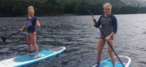 Paddleboard Hire Cumbria